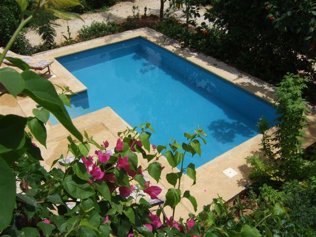 Constructeur piscine Sénégal, Warang.